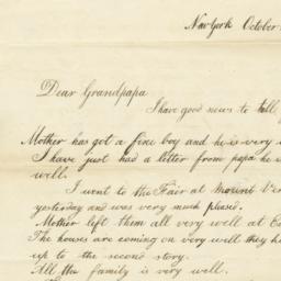 Document, 1821 October 24