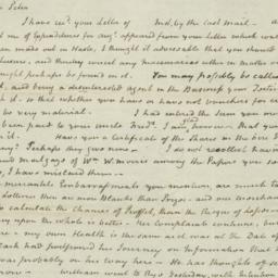 Document, 1811 January 29