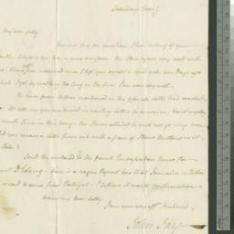 Document, 1780 August 26