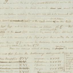 Document, 1780 February 29