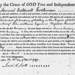 Document, 1797 April 22