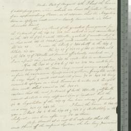 Document, 1782 September 27