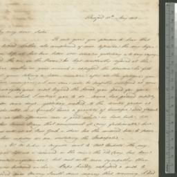 Document, 1825 May 13