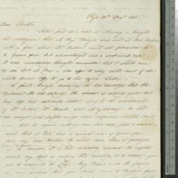 Document, 1822 August 28