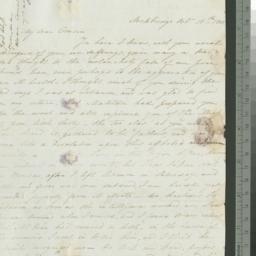 Document, 1828 October 15
