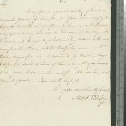 Document, 1783 March n.d.