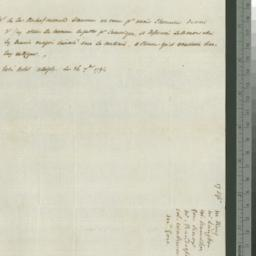 Document, 1794 September 16