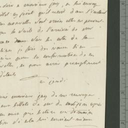 Document, 1781 September 27