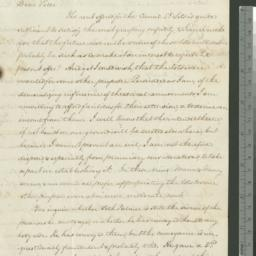 Document, 1826 March 14