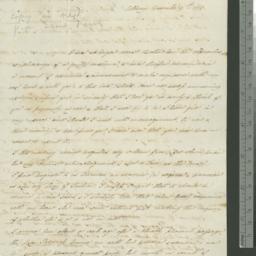 Document, 1813 November 09