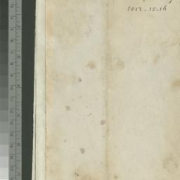 Document, 1812 n.d. - 1818 ...