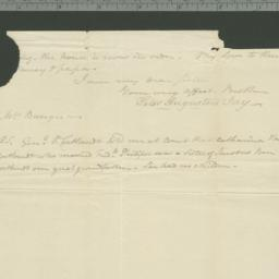 Document, 1828 October 20