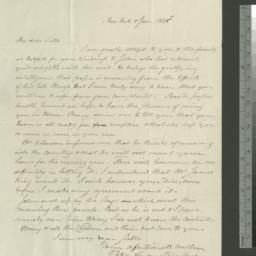 Document, 1826 January 05