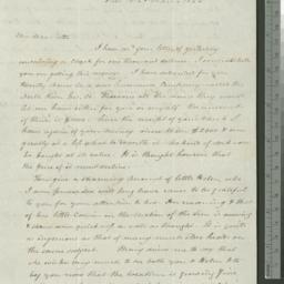 Document, 1822 March 07