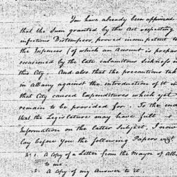 Document, 1796 January 15