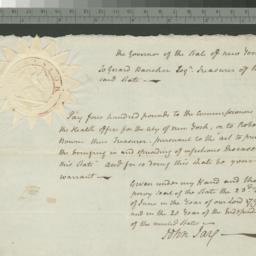 Document, 1796 June 23