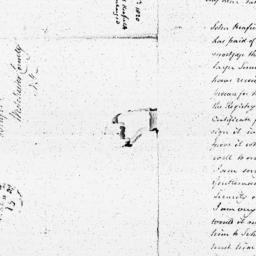 Document, 1820 September 14