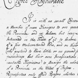Document, 1720 n.d.