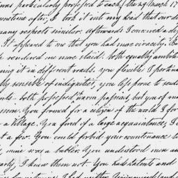 Document, 1775 January 01
