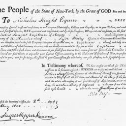 Document, 1800 April 16